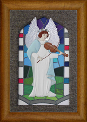 Angel Musician by Helen Williams